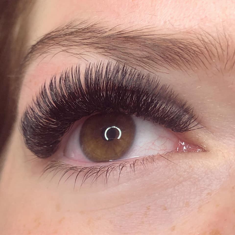 Wimperextensions Diamond Beauty