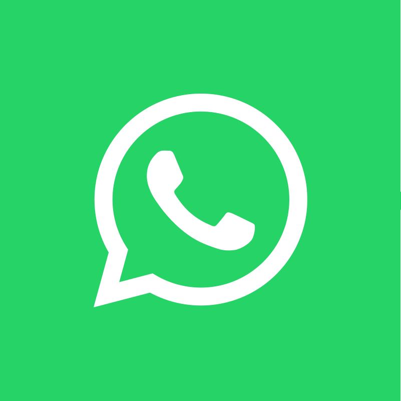 Whatsapp voor een afspraak
